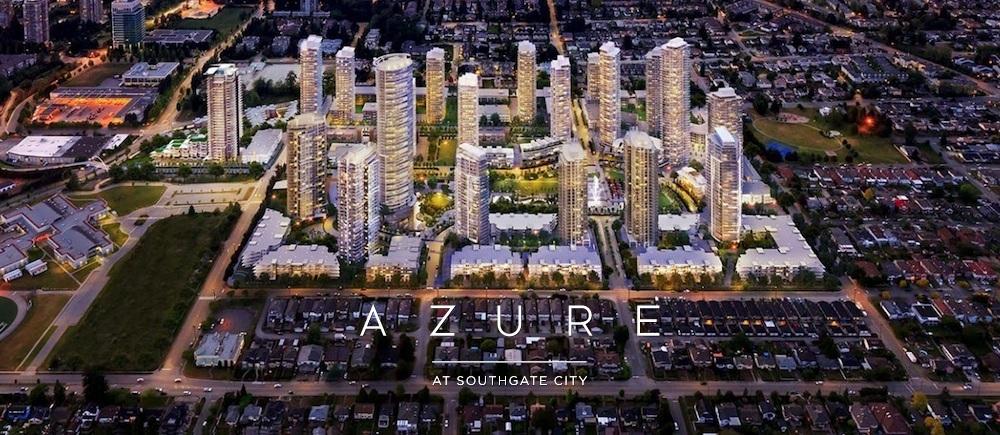 Azure at Southgate City